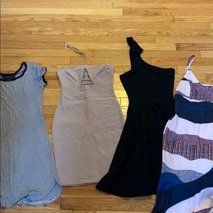 Mixed lot of size small dresses